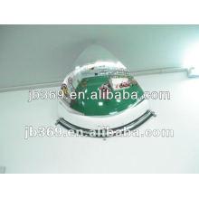 Espelho DOME de alta visibilidade PC quarter DOME / Espelho cúpula convexa