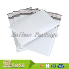 Fabrik-preiswerter dauerhafter Selbstdichtungs-Kurier ausdrückliche kundenspezifische weiße Polyblasen-Versandtaschen gepolsterte Umschläge