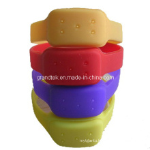 Silicone Five Insect Anti Mosquito Bracelet for Kids