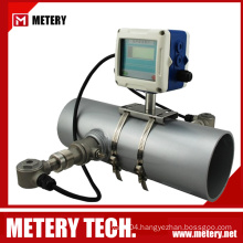 Double channels ultrasonic industrial water meter MT series