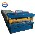 Steel Glazing Tile Cold Roll Forming Machine