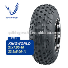 E-mark approved 21x7-8 side by side utv tyre