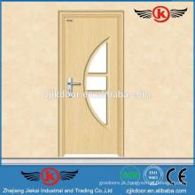 JK-P9001 porta pvc / pvc porta de banheiro / porta pvc design