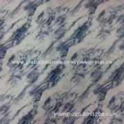 Printed Satin Slub Fabric with Splash-ink Pattern