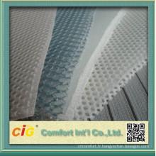 Tissu de maille d'air 3D / tissu de maille de sandwich / tissu de maille d'entretoise 3d