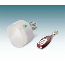 Electronic LED Remote Control Light 5W E27