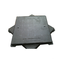 700 round square ductile iron manhole cover Rain Water sewage manhole cover can be customized