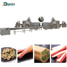 Nutrisi Pet Treats Snacks Food Extruder Machine