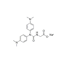 Sodium 2-(3,3-Bis(4-(Dimethylamino)-Phenyl)Ureido)acetate CAS 115871-19-7
