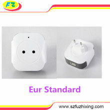 Intelligent EU Standard Wifi Smart Power Socket
