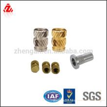 aluminum decorative nut