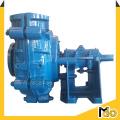 Elektrische horizontale horizontale zentrifugale Gummi-Schlamm-Pumpe 6inch