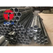 EN10217-5 P235GH P265GH 16Mo3 Tubi d'acciaio saldati ad arco sommerso con acciaio non legato e lega