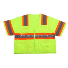 Reflective Shirt with Short Sleeve