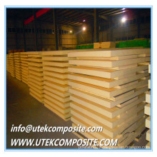 PU Foam 28mm Thickness FRP Core Material