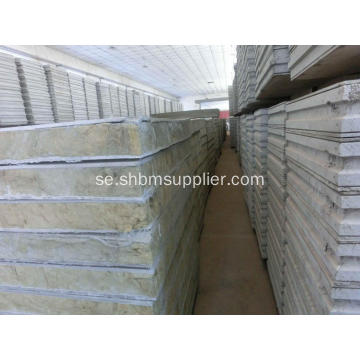 Isolering High Quality Building Marerial MGO Sandwich Panel