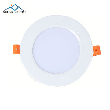 High power 3w 5w 7w dimmable ultra thin recessed led downlight price