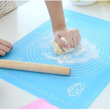 Custom Non-Stick Silicone Bakning Pastry Mat Sheet