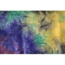 tela africana de la preparación del cordón de la impresión del cordón bazin riche feitex