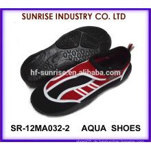 SR-12MA032 populäre Männer neue Entwurfs-Surfschuhe Großhandels-Wasserschuhe aqua schuhe Wasser schuhe Strandschuhe für Wasser