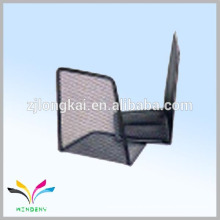 High Quality Factory Supply School Office metal mesh bookend