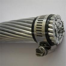 Conductor de aluminio Cable de acero reforzado Conductor ACSR