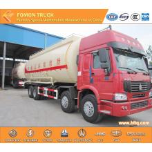 SINOTRUK 6X4 23m3 bulk cement transport truck