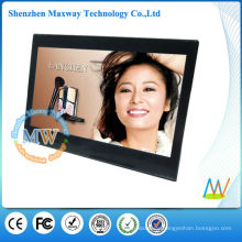 HD display android OS wifi 13.3inch digital photo frames with high quality