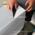 JINBAO extrusion rigid opaque white pvc sheet 1220x2440mm