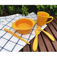 New Design Food Grade Tableware For Children Dinner