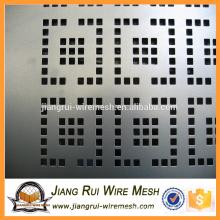 Perforated Metal Mesh Plate / Galvanized Perforated Metal Mesh