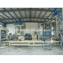 Vente chaude nouvelle machine de fabrication de ciment / bloc de sable en Chine