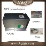 Original Kone Elevator Spare Parts , Parts Kone Inverter KDL16L KM953503G21