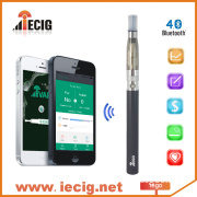 2014 Iecig new mod e cig e cigarette China Smart bluetooth ecig