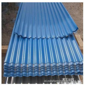 Corrugated Glazed Tile Roll Forming Machine