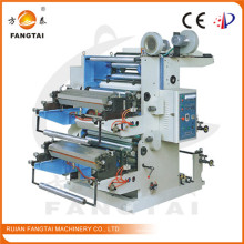 Machine d'impression flexo CE (double-couleur)