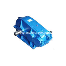 Electric crane speed reducer pipe gear motor