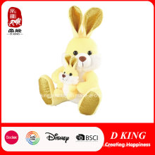 2017 New Design Custom and Stuffed Soft Plush Easter Rabbit Toys Gifts