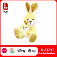 2017 новый дизайн и фаршированные мягкие плюшевые Пасхальный Кролик игрушки подарки