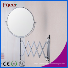 Fyeer Round Stretchable Makeup Mirror Decorative Wall Mirror (M0328)