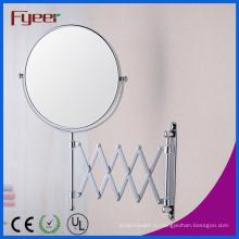 Fyeer Круглый Зеркало Для Макияжа Растяжению Декоративное Настенное Зеркало (M0328)