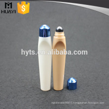 cosmetic plastic roller ball bottles for eye care