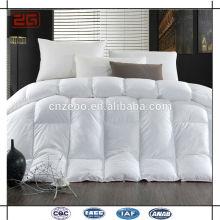 Высокое качество обеспечения торговли Гуанчжоу Производство Используется Hotel Duck / гусиный пух / Microfiber Duvet / одеяло