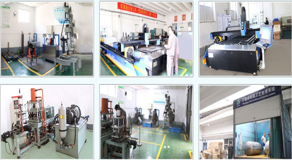 200L/H Water Distillation Equipment