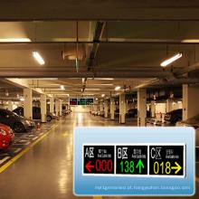 F5 Dupla Cor Três Direções LED Tela de Mensagens