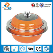 colourful new multifunction stainless steel food steamer