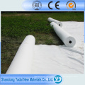 600GSM Geosynthetischer Clay Liner Filament Nonwoven Polyester Geotextil