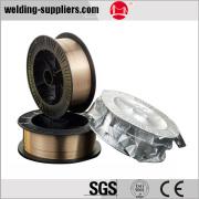 Bronce de aluminio, alambre de soldadura