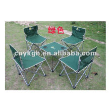 portable folding table and chair set VE-9018