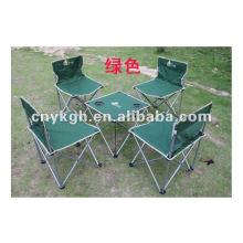 портативный складной стол и стул набор ве-9018